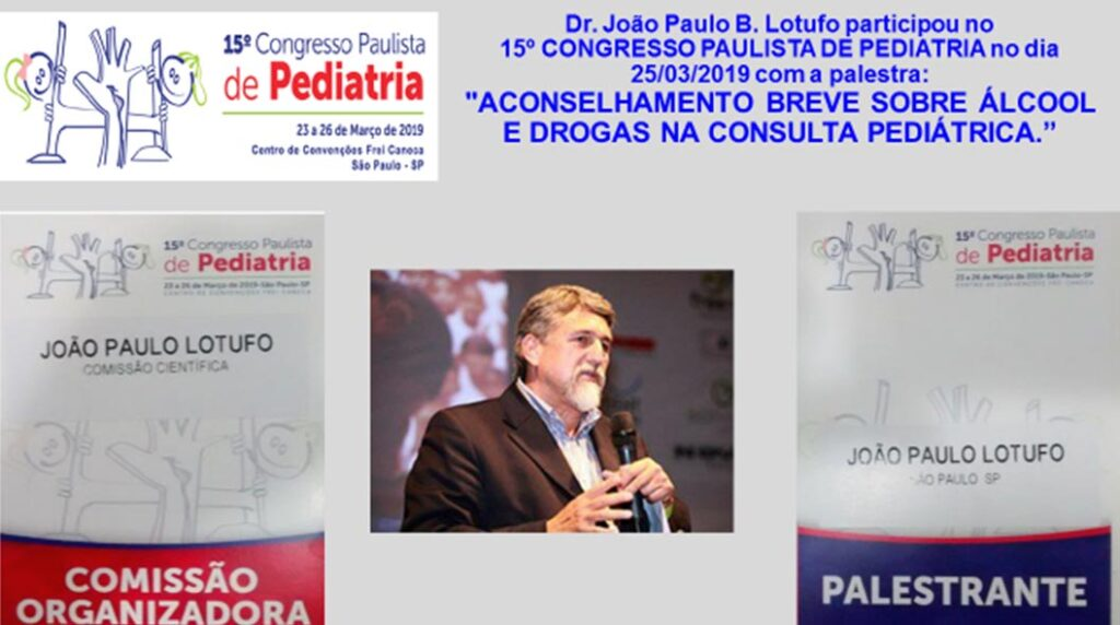 atividades 2019 congresso pediatria