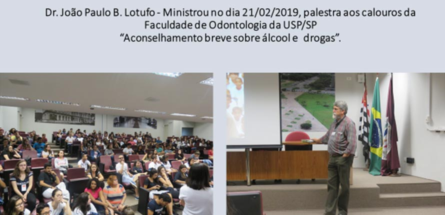 atividades 2019 faculdade de odontologia